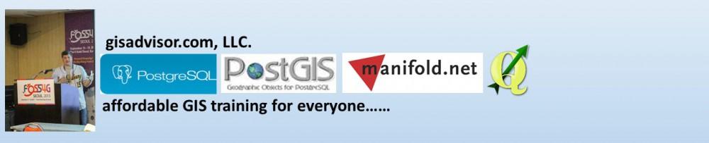 gisadvisor com | affordable GIS training for everyone